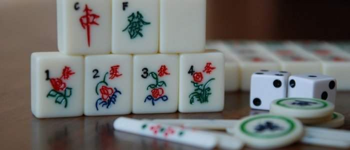 "Mahjong ""initiation"""